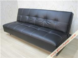 A91 SOFA BED FUAX LEATHER